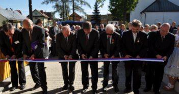 Otwarcie Centrum Kultury Słowackiej w Nowej Białej na Spiszu