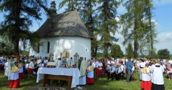 Odpust przy kościółku