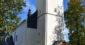 Wieża kościoła po remoncie
