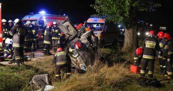 Dwóch mieszkańców Nowej Białej zginęło w wypadku