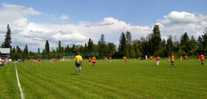Fot. archiwum - mecz piłkarski