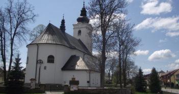Kościół parafialny pod wezwaniem św. Katarzyny w Nowej Białej