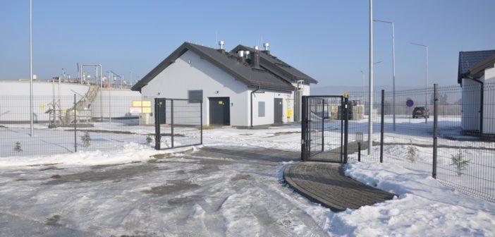 Oczyszczalnia ścieków w Krempachach