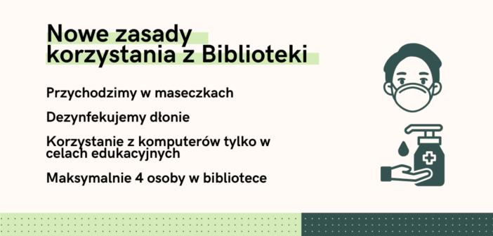 Biblioteka Publiczna w Nowej Białej zaczęła pracę